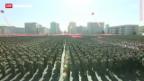 Video «Südkorea in Angst» abspielen