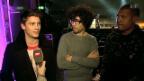Video «Bei den Proben der «Swiss Music Awards»» abspielen