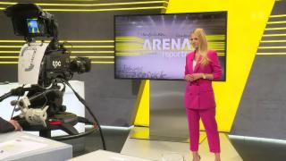 Video «Jonas Projer spannt mit Christa Rigozzi zusammen» abspielen