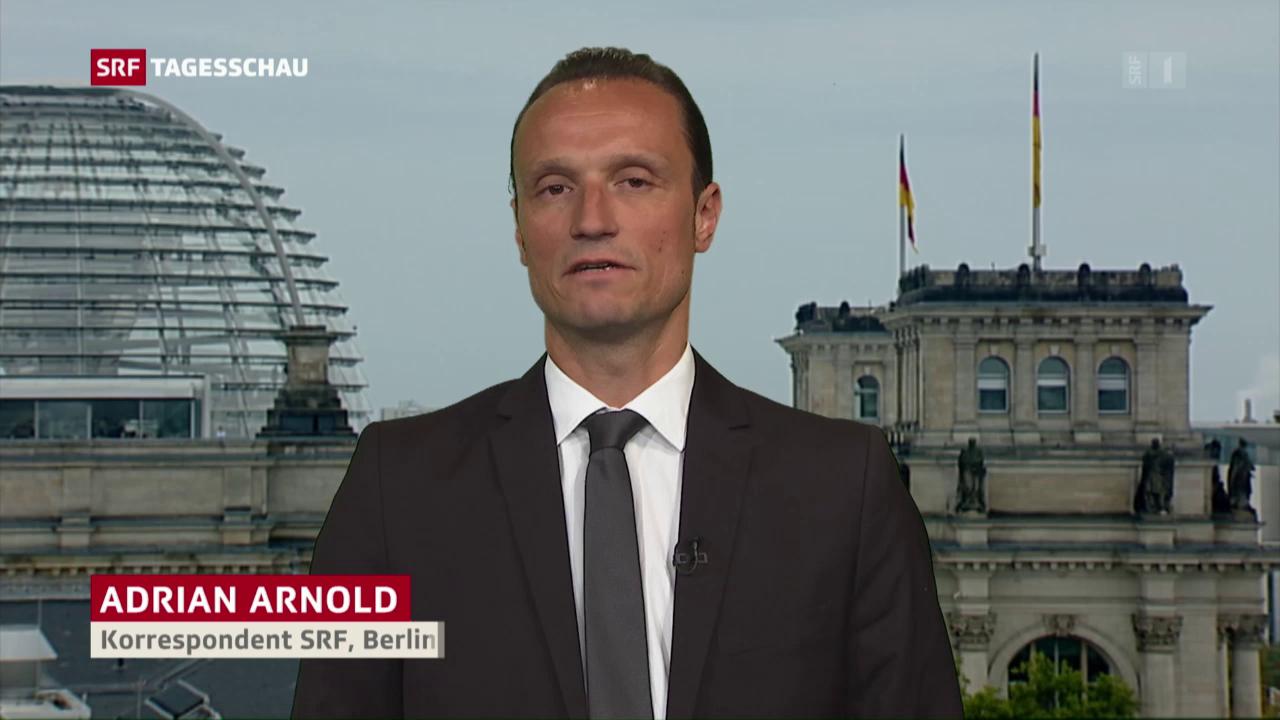 SRF-Korrespondent Arnold zum AfD-Erfolg