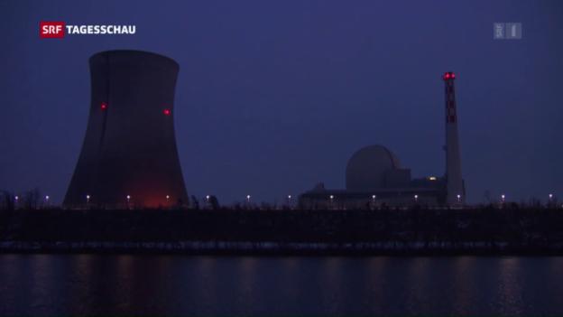 Video «Tagesschau vom 01.02.2017, 19:30» abspielen