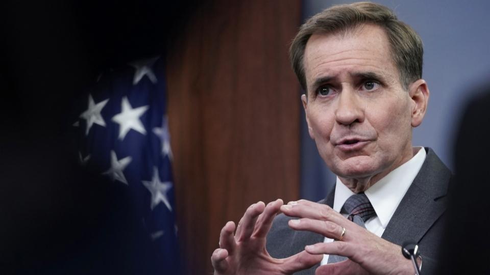 Taliban in Afghanistan: Der Sprecher des US-Verteidigungsministeriums äussert sich kritisch