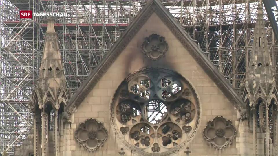 Aus dem Archiv: Was bleibt von der Notre-Dame?
