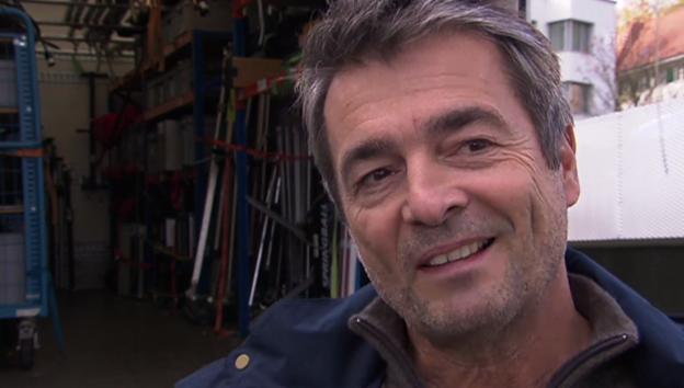 Video «Bei den Dreharbeiten für den nächsten Schweizer «Tatort»» abspielen
