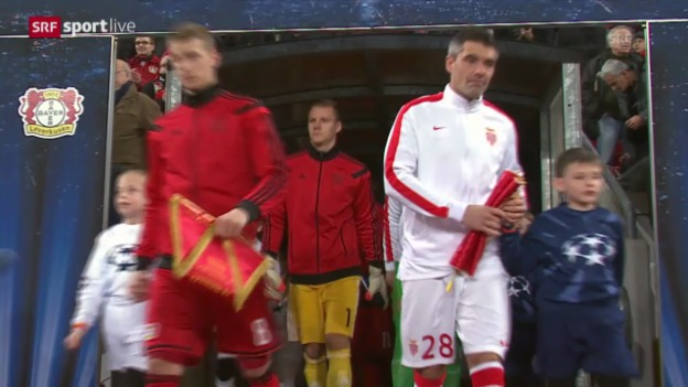 Video «Zusammenfassung Leverkusen-Monaco» abspielen