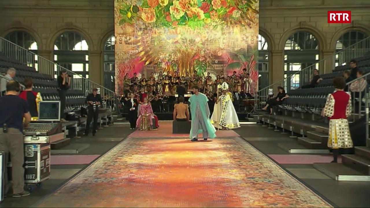 Opera retg da Babilon - stad 2012