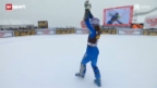 Video «Ski alpin: Super-Kombination der Frauen» abspielen
