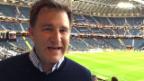 Video «Reporter Ruefer mit den letzten Infos vor dem Final» abspielen