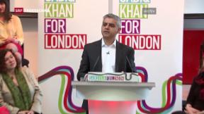 Video «Keine eindeutige Stimmungslage in Grossbritannien» abspielen