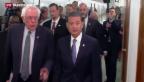 Video «Der US-Veteranenminister muss seinen Posten räumen» abspielen