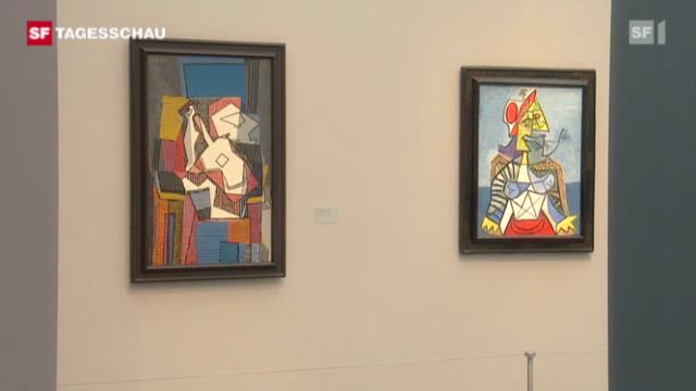 «Nahmad Collection» im Zürcher Kunsthaus