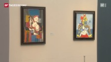 Video ««Nahmad Collection» im Zürcher Kunsthaus» abspielen
