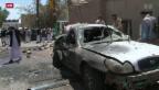 Video «Attentat im Jemen» abspielen