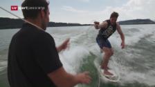 Video «Saisonvorschau EHC Biel mit Mathieu Tschantré und Jonas Hiller» abspielen