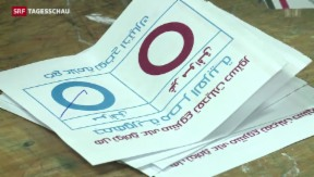 Video «Hohe Zustimmung für Verfassungsreferendum in Ägypten» abspielen