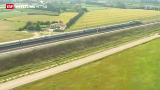 TGV-Gelder werden gekürzt