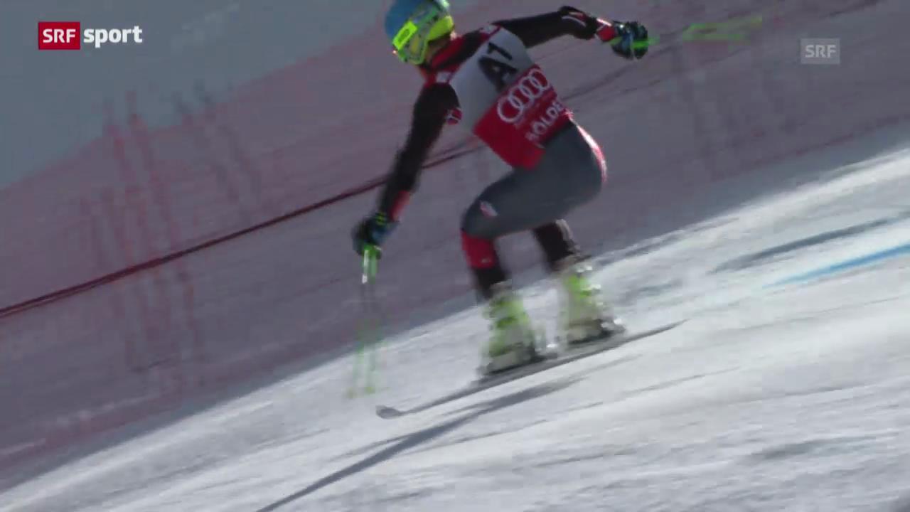 Ski: Riesenslalom Männer Sölden («sportpanorama»)