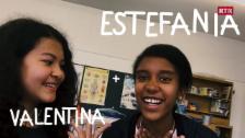 Laschar ir video «Valentina ed Estefania»