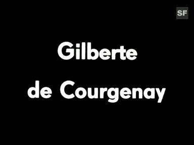 «Gilberte de Courgenay», 1941 (Filmausschnitt)