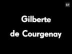 Video ««Gilberte de Courgenay», 1941 (Filmausschnitt)» abspielen