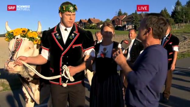 Video «Schweiz aktuell vom 02.09.2013» abspielen