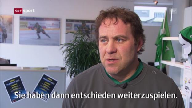 Video «Ronny Keller bleibt gelähmt («sportaktuell»)» abspielen