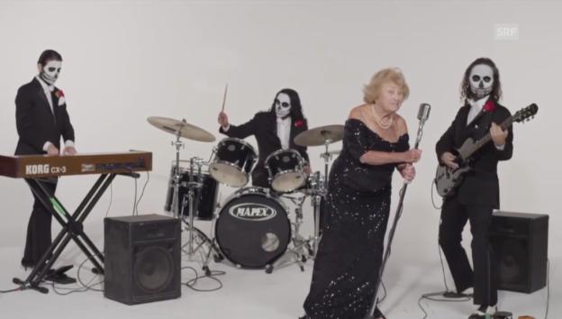 Video «Bewerbungsvideo von Inge Ginsberg» abspielen
