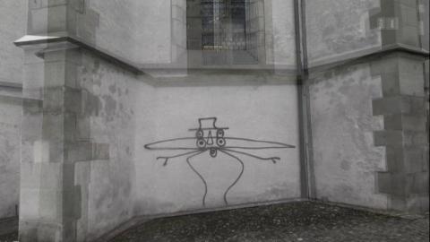 Harald Naegeli - der streitbare Zürcher Street-Art-Pionier