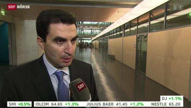 Video «SRF Börse vom 06.12.2013» abspielen