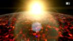 Video «Die Geburt unseres Mondes» abspielen