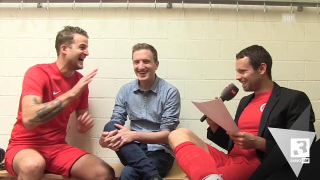 Video ««Besser als Büsser» mit Ex-«Bachelor» Janosch» abspielen