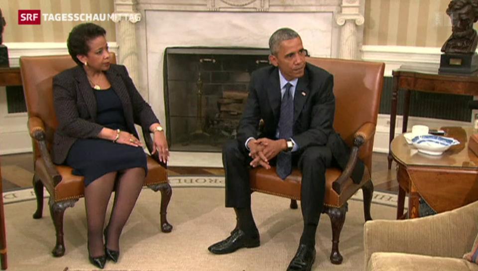 Obama ruft Senat zum Handeln auf