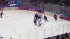 Video «Sotschi: Eishockey, Viertelfinal, Kanada - Lettland» abspielen