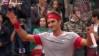 Video «Federers «Wundertüte» bei den French Open» abspielen