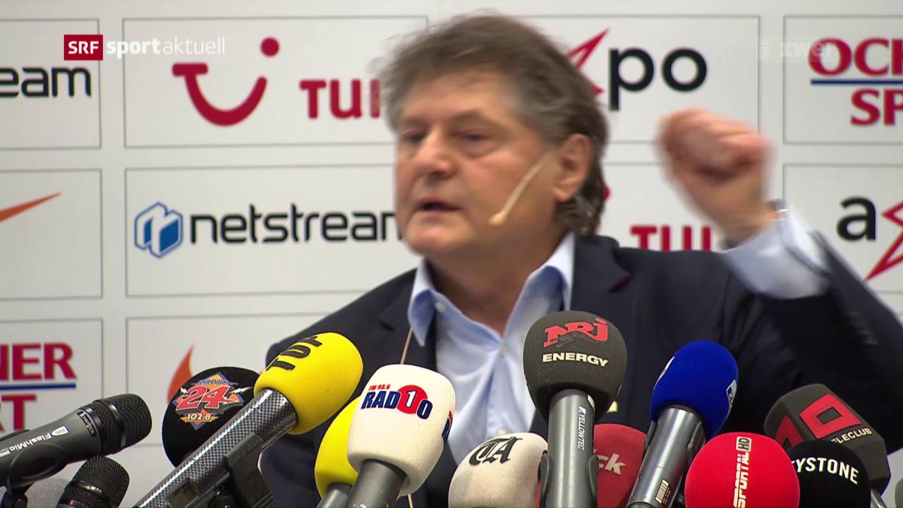 Canepa tritt nicht als FCZ-Präsident zurück