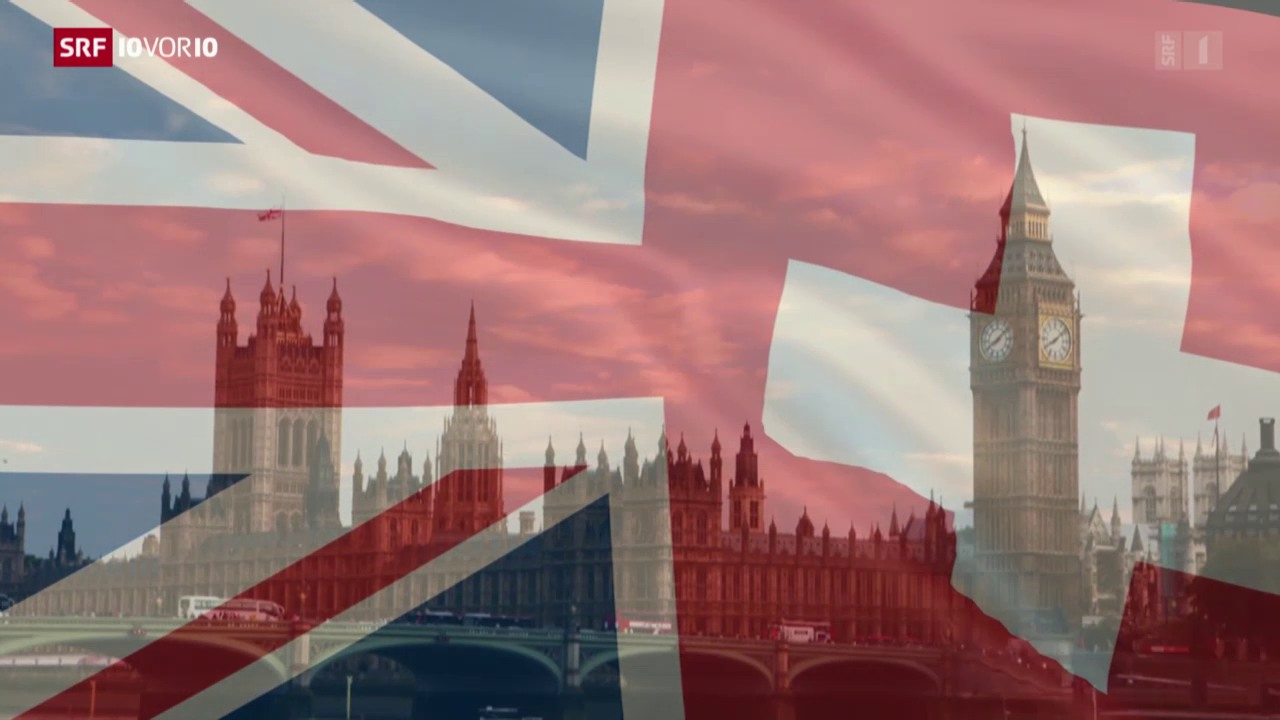 Briten liebäugeln mit Schweizer EU-Modell