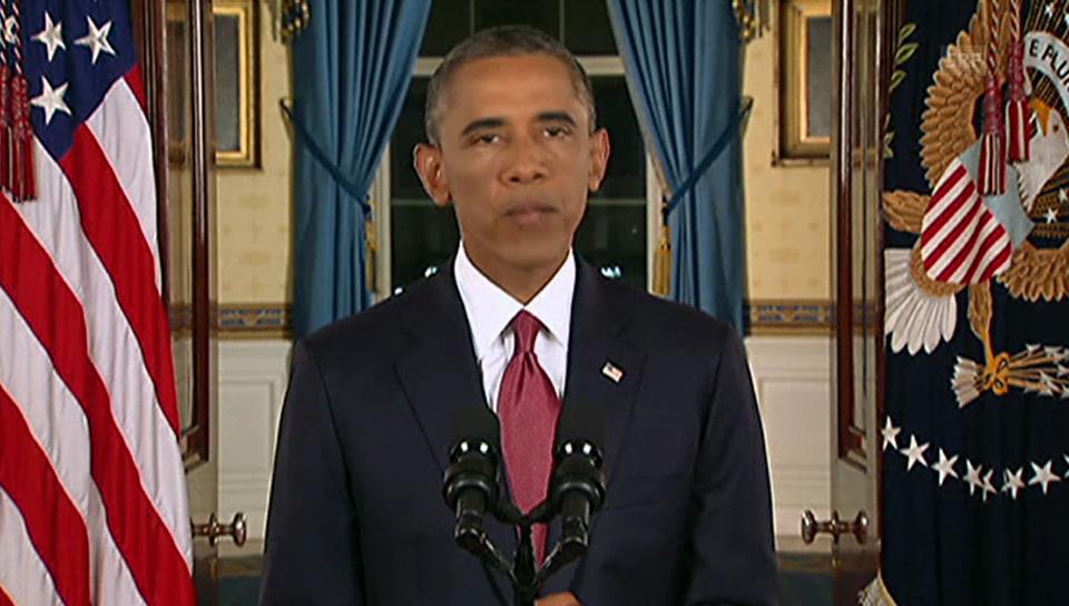 Luftschläge von US-Präsidenten