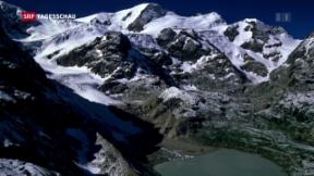 Video «Vermisster Kampfjet der Schweizer Luftwaffe lokalisiert» abspielen