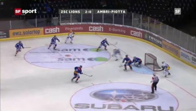 NLA: ZSC Lions - Ambri