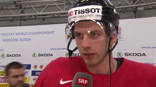 Video «Samuel Walsers Rezept gegen Dänemark» abspielen