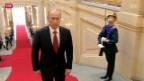 Video «Neuer Seitenhieb Russlands gegen die USA» abspielen