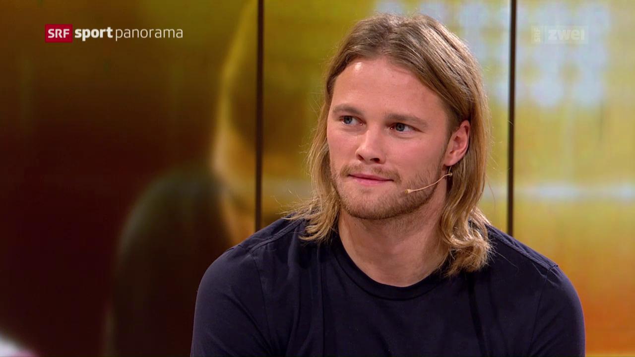 Studiogast: Birkir Bjarnason vom FC Basel – Gespräch Teil 3