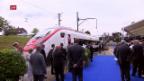 Video «Weichenstellung bei der Stadler Rail» abspielen