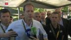 Video «Tour de France wird fortgesetzt» abspielen