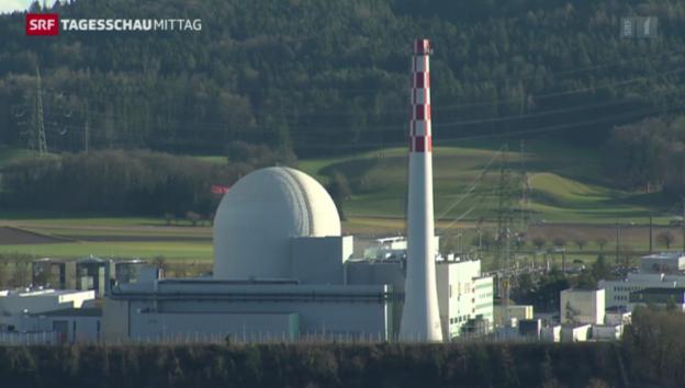 Video «Kernkraftwerk Leibstadt darf am Netz bleiben» abspielen