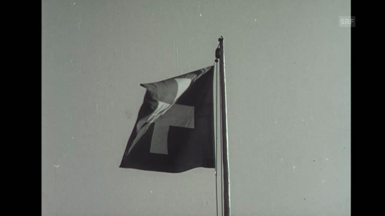 Schweizer Mission in Korea (Filmwochenschau, 1953)