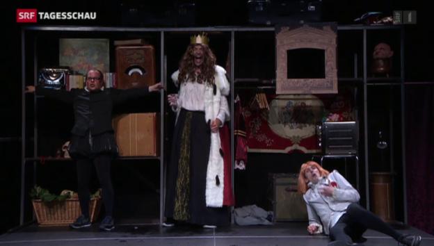 Video «Shakespeare leicht gekürzt» abspielen