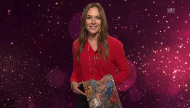 Video «23. Dezember: Patrizia Laeri» abspielen