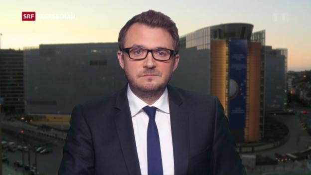 Video «SRF-Korrespondent Sebastian Ramspeck: Orban ist trotzdem der heimliche Sieger.» abspielen