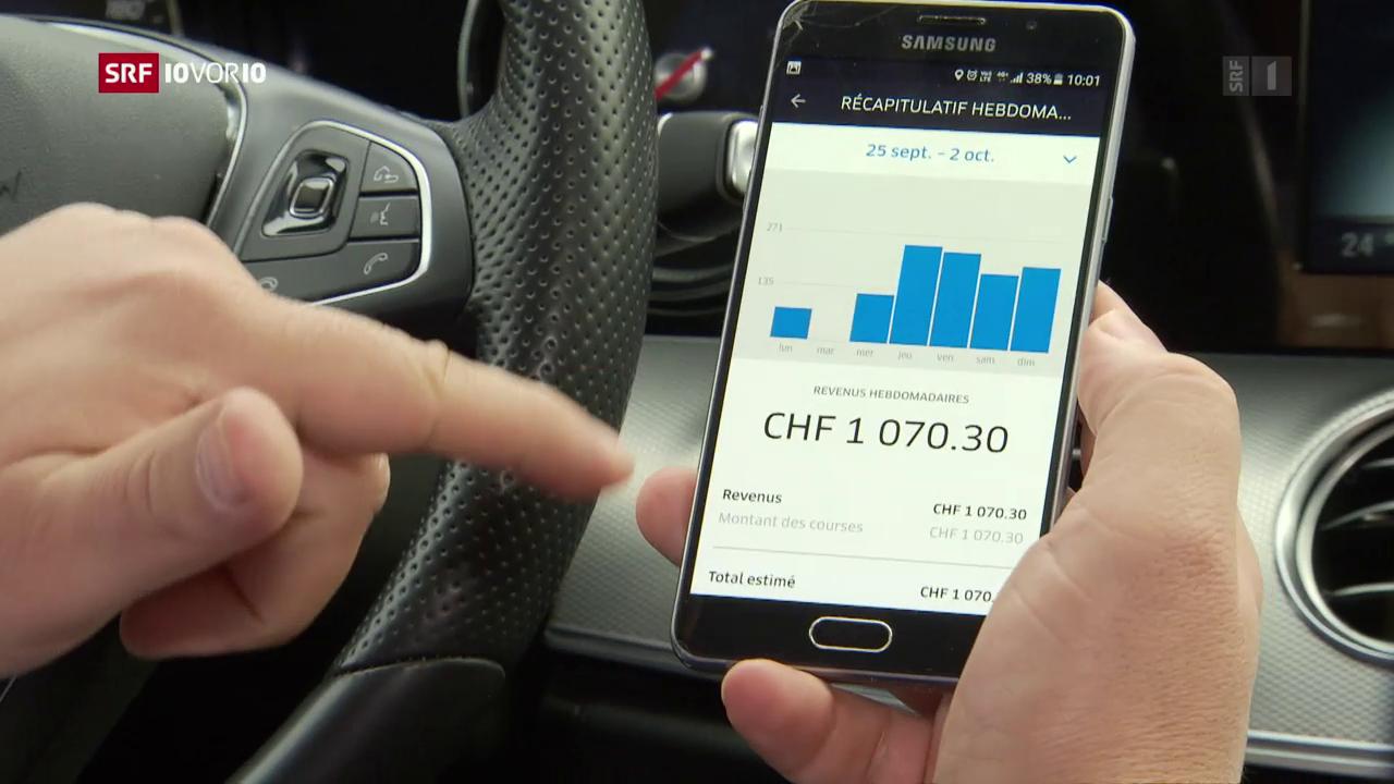 Schwere Vorwürfe an Uber